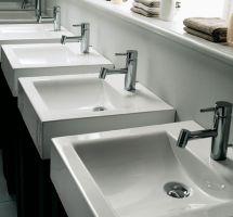 Kvadratni umivalniki
