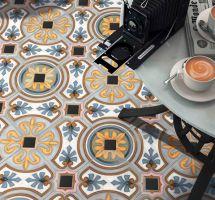 Talne ploščice za kafe bar