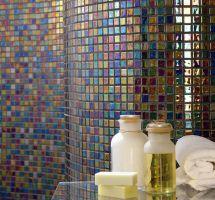 Stenske ploščice mozaik verbena