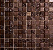 Stekleni mozaik Pandora Wengue