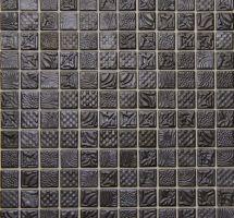 Dekorativne mozaik ploščice Pandora Ferro