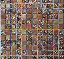 Steklene mozaik ploščice Pandora Tornasol