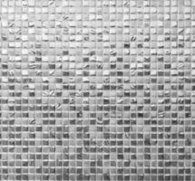 Stenske mozaik ploščice Eclipse Silver