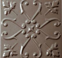 Stenska dekorativna keramika Trend Silver