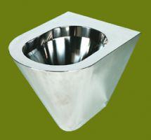 Inox WC školjka