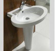 Umivalnik 66 z nogo Nau